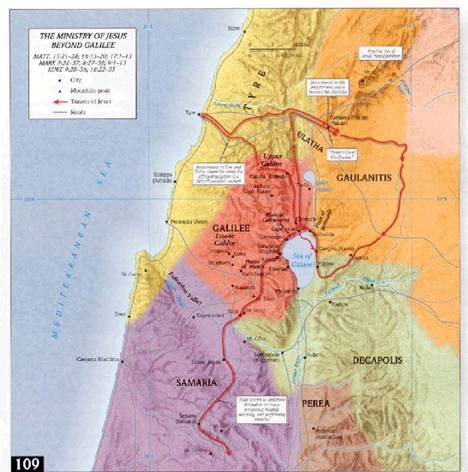Day 4: Matthew 10-12 | Meditations on Israel